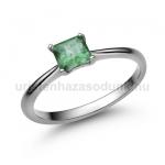 E213FS Smaragd gyűrű