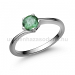 E214FS Smaragd gyűrű