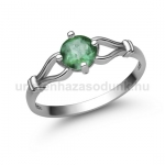 E303FS Smaragd gyűrű