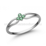 E305FS Smaragd gyűrű