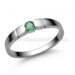 E310FS Smaragd gyűrű