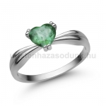 E313FS Smaragd gyűrű