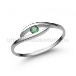 E355FS Smaragd gyűrű