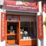 Karikagyűrű bolt Budapesten