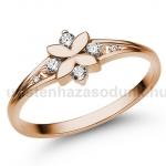 E308 Eljegyzési Gyűrű
