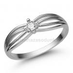 E321 Eljegyzési Gyűrű