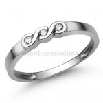 E338 Eljegyzési Gyűrű