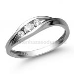 E337 Eljegyzési Gyűrű