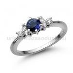 E101FZK Zafír gyűrű
