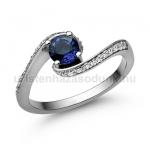 E103FZK Zafír gyűrű