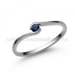 E105FZK Zafír gyűrű