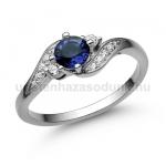 E107FZK Zafír gyűrű