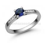 E109FZK Zafír gyűrű