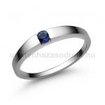 E10FZK Zafír gyűrű