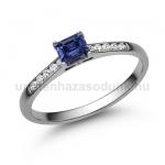 E110FZK Zafír gyűrű
