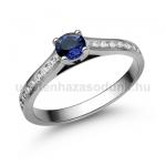 E111FZK Zafír gyűrű
