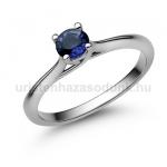 E112FZK Zafír gyűrű