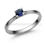 E113FZK Zafír gyűrű