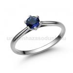 E114FZK Zafír gyűrű