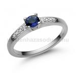 E115FZK Zafír gyűrű
