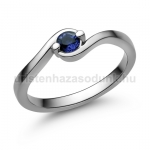 E116FZK Zafír gyűrű