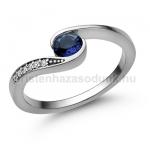 E119FZK Zafír gyűrű