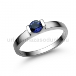 E13FZK Zafír gyűrű