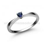 E1FZK Zafír gyűrű