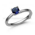 E211FZK Zafír gyűrű