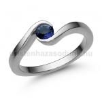 E212FZK Zafír gyűrű