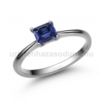 E213FZK Zafír gyűrű