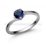E214FZK Zafír gyűrű