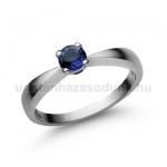 E23FZK Zafír gyűrű