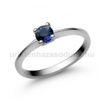 E25FZK Zafír gyűrű