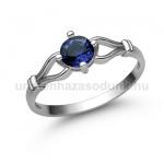 E303FZK Zafír gyűrű