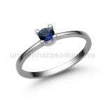E309FZK Zafír gyűrű