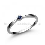 E30FZK Zafír gyűrű