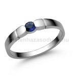 E310FZK Zafír gyűrű