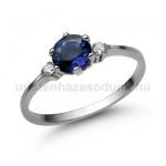 E312FZK Zafír gyűrű
