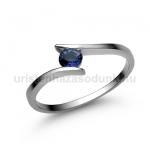 E3FZK Zafír gyűrű