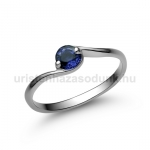 E6FZK Zafír gyűrű