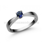 E2FZK Zafír gyűrű